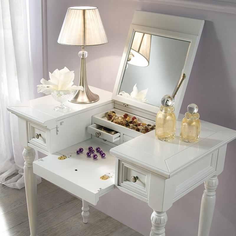 Carlo X SOGNO7058, Classic style dressing table