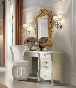 Diamante Art. 2107 - 2108, Lacquered wood dressing table