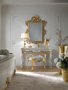 Fenice Art. 1307, Luxurious carved dressing table