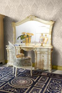 Madame Royale dressing table, Classic style dressing table
