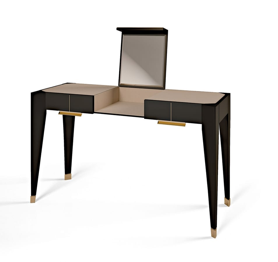 PARK AVENUE Toilette, Dressing table with luxury finishes