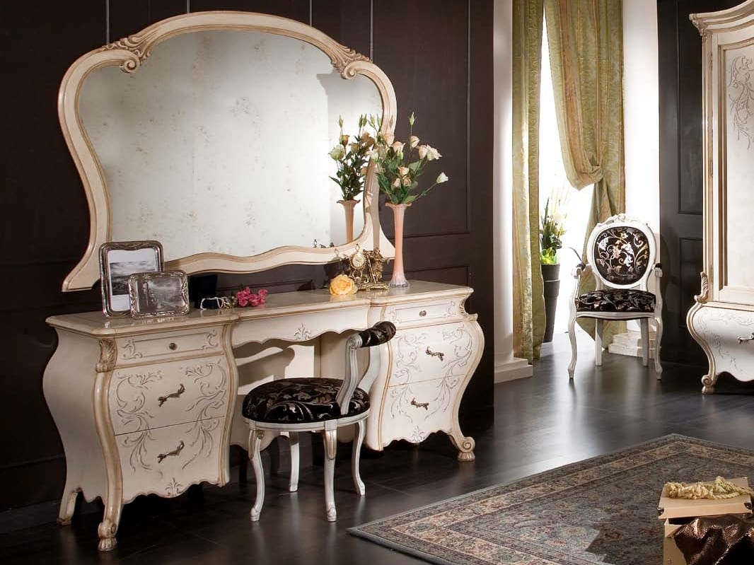 Persia dressing table, Luxurious dressing table