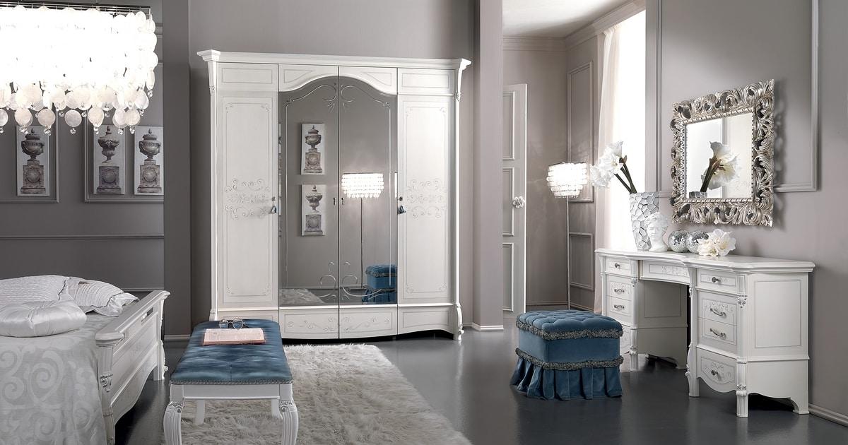 Prestige Art. 307, Elegant dressing table for bedroom