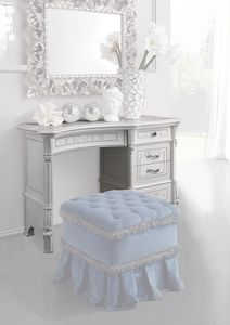 Prestige Art. 308, Dressing table with single chest of drawers