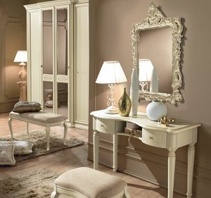 Siena dressing table, Classic style dressing table