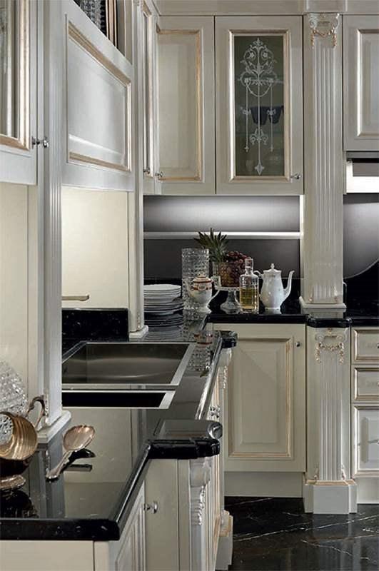 Canova kitchen, Elegant and functional kitchen