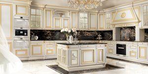 Kitchen 7350, Classic style kitchen