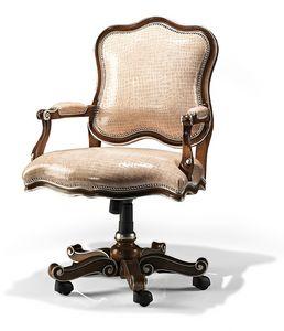 1031/A, Swivel office armchair