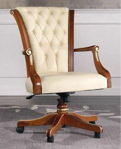 Art. 3090, Classic style office armchair