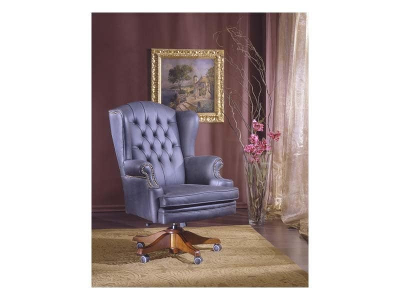 Clemmy, Executive chair for luxury studio