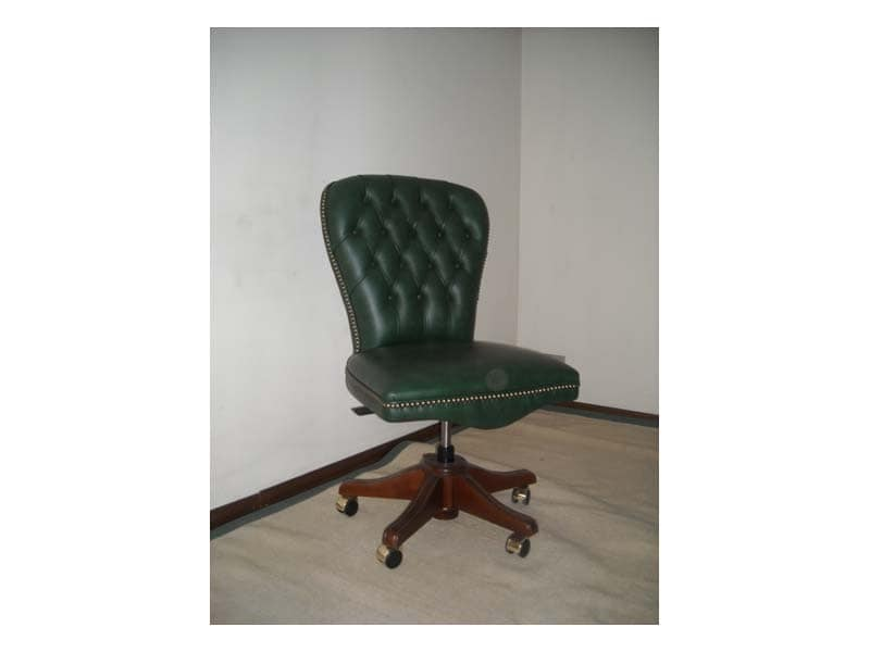 Lady, Presidential office chairs in leather