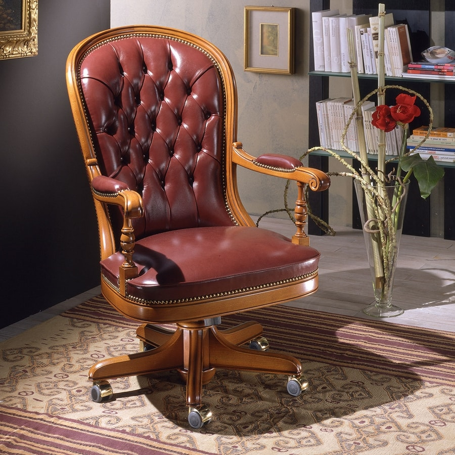 WASHINGTON, Classic style office chair