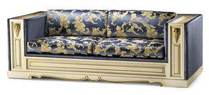 1469LQ, Classic sofa with three seats