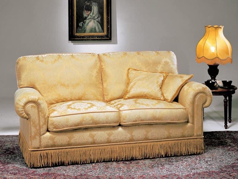 Ambassador, Luxury classic sofa for Living room