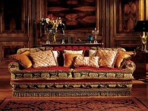 Angelica sofa, Luxury sofa, handmade, classic style