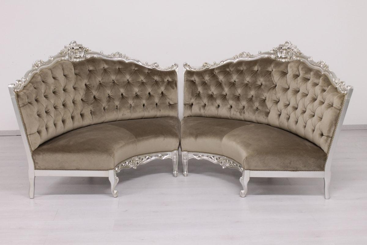 Angolare, Classic corner sofa