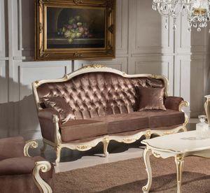 Art. 3700, Elegant Liberty style sofa