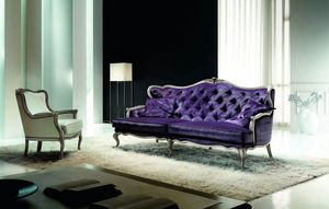 Avalon, Classic sofa, full of glamor