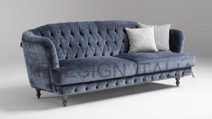 Emporio, Luxury classic style sofa
