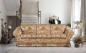Giada, Luxury classic sofa Sitting rooms