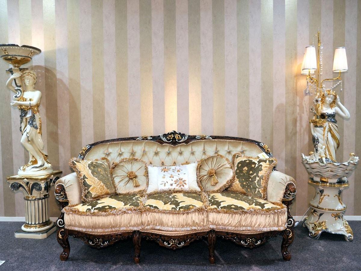 Grace sofa, Classic style sofa