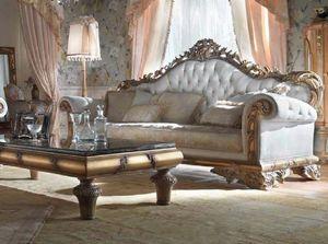 Lariana sofa, Sumptuous classic style sofa