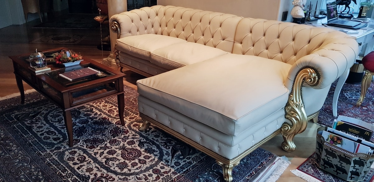 Manchester With Peninsula Sofa For Luxury Hotels And Villas