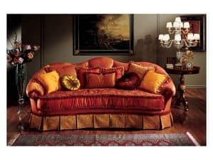 Mara sofa, Classic style sofa