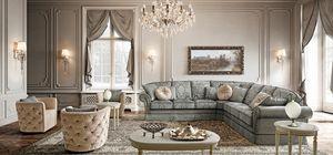 Nostalgia sofa, Modular corner sofa
