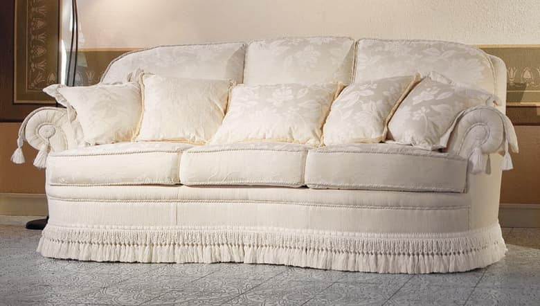 Portos, Luxury classic sofa for trendy lounges