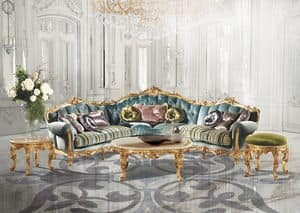 Saint Germain A/2710, Sitting room furniture, Classic sofa