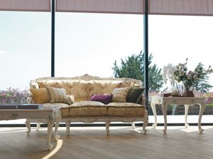 Serena sofa, Classic sofa, crafted artisanally