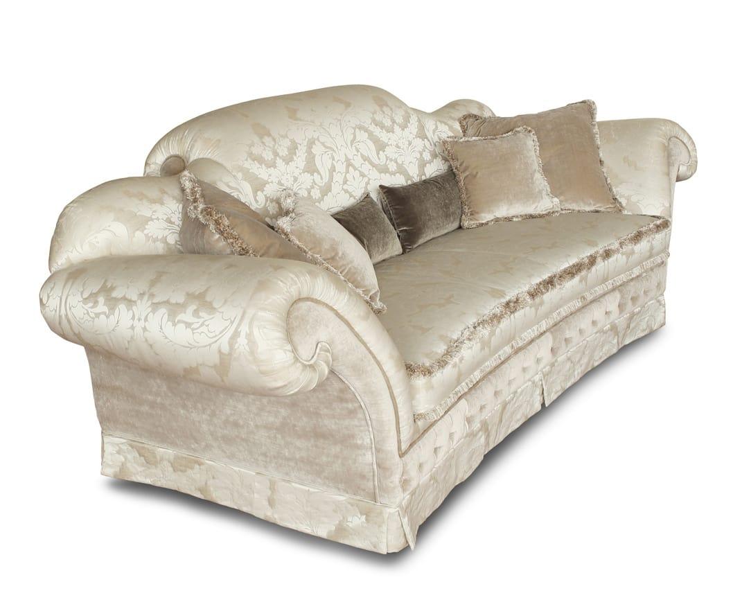 Sofa 4920, Classic style luxury sofa