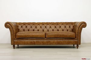Winchester sofa, Vintage style antique sofa
