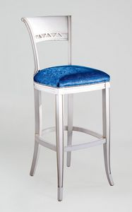 BS170B - Stool, Classic style stool