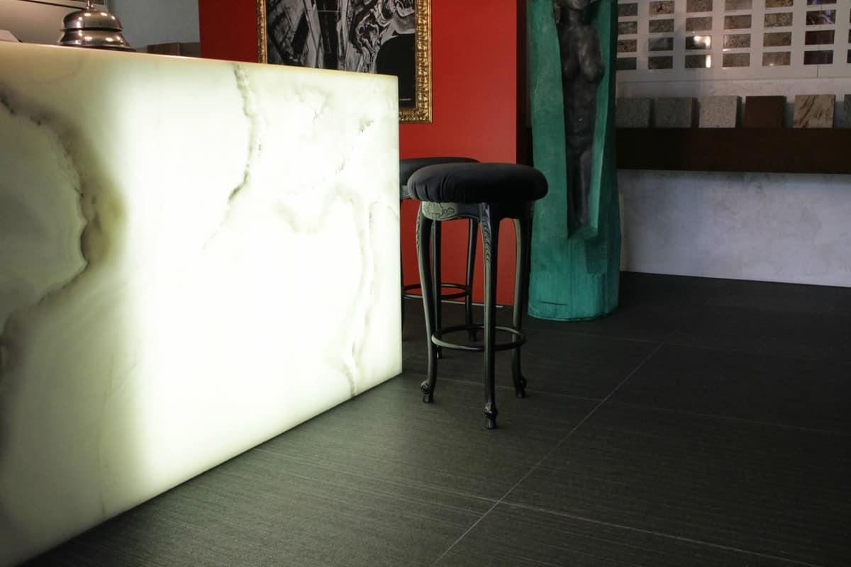 Bar Stool Slightly Baroque Contemporary Style Idfdesign