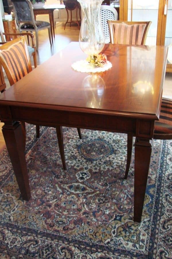 Art. 847, Extendable table for luxury classic cuisine