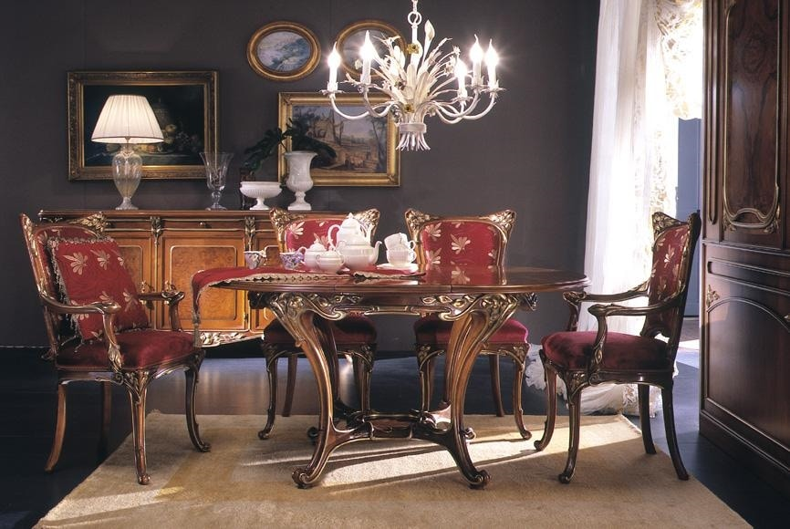 Edenica table, Dining table, classic luxury style