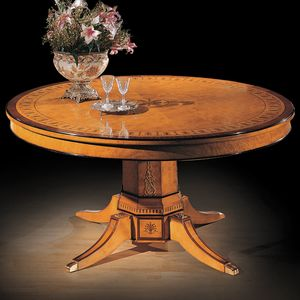 Table 1176, Classic table in myrtle briar