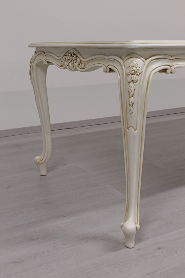 Venere, Baroque table for living room
