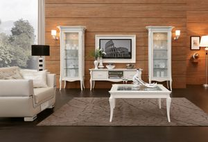 MONTE CARLO / home-theatre TV stand, Elegant TV stand for living room