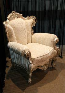Art. 1614 Nina armchair, Classic armchair outlet price