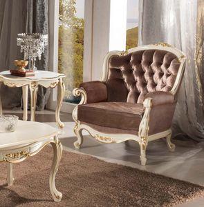 Art. 3708, Liberty style armchair