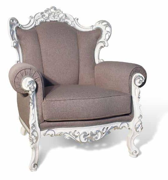 Art. 552, Hand carved armchair