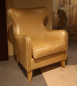 Beatrice, Outlet armchair for hotel halls
