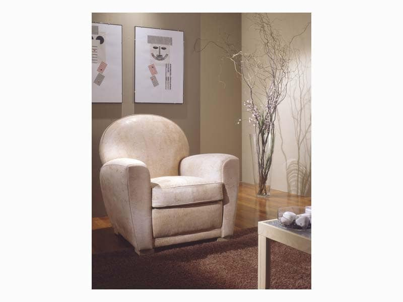 Geo, Luxury armchairs for Hotel hall