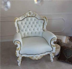 La Blanche, Classic armchair suited for residential use