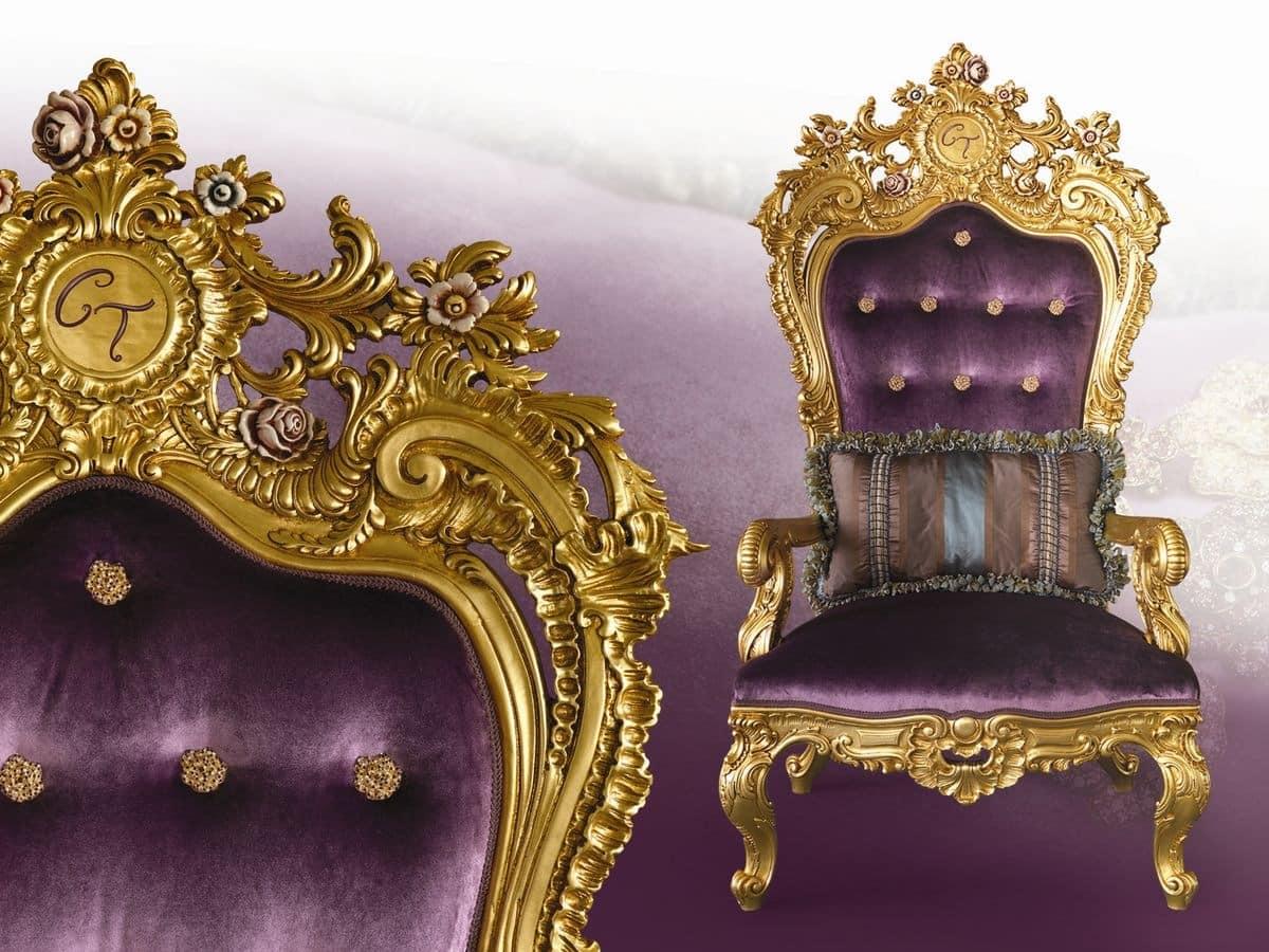 Чихуахуа, открытка трон