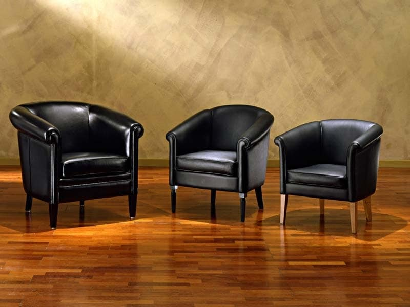 Lci, Armchairs with luxury décor, for royal palace