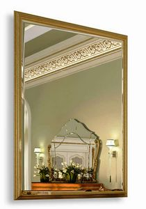 4650, Mirror with shaped frame